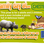 LAST CHANCE! 🐯🐋 Follow & RT for your chance to #WIN a day at Chester Zoo. https://t.co/s1JzhunOlI https://t.co/B7zcmB6vSM
