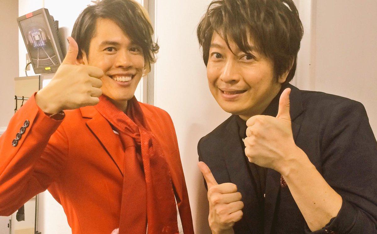 小野大輔氏は可愛くてカッコ良くて、素敵な男だなぁ。 好きだなぁ。 やれやれだぜ。 #声優奥義
