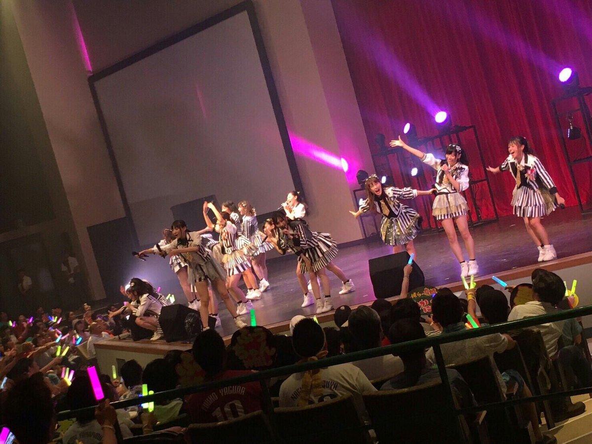 やりすぎサマーシアター2公演 お越し下さった皆様 ありがとうございました✨!!  シアターに立たせて…