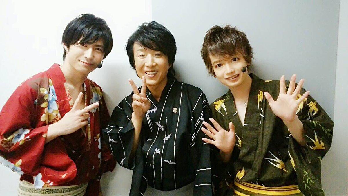 ネオロマンスBNS inパシフィコ横浜国立大ホール 最高に楽しかったね☆ いつも良くしてくれる先輩方…