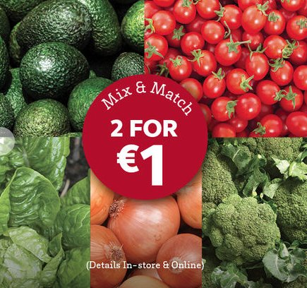 Great Fruit & Veg Offers in Store! https://t.co/Y0Sc2guz2A