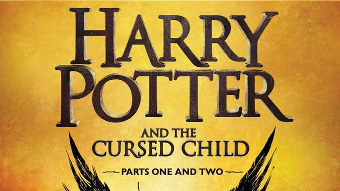 Happy Birthday, Harry Potter! We\re celebrating with the release of script: