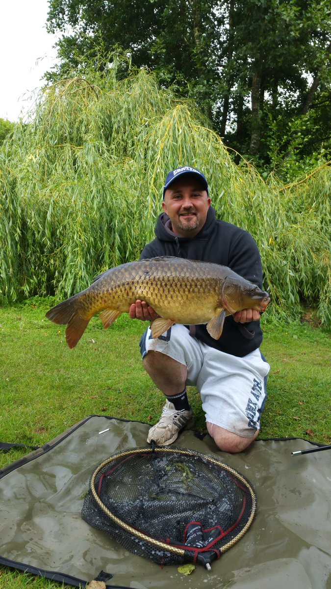Out on the pellet waggler produced some nice fish yesterday the biggest weighing in at 17lb 6oz..#ca