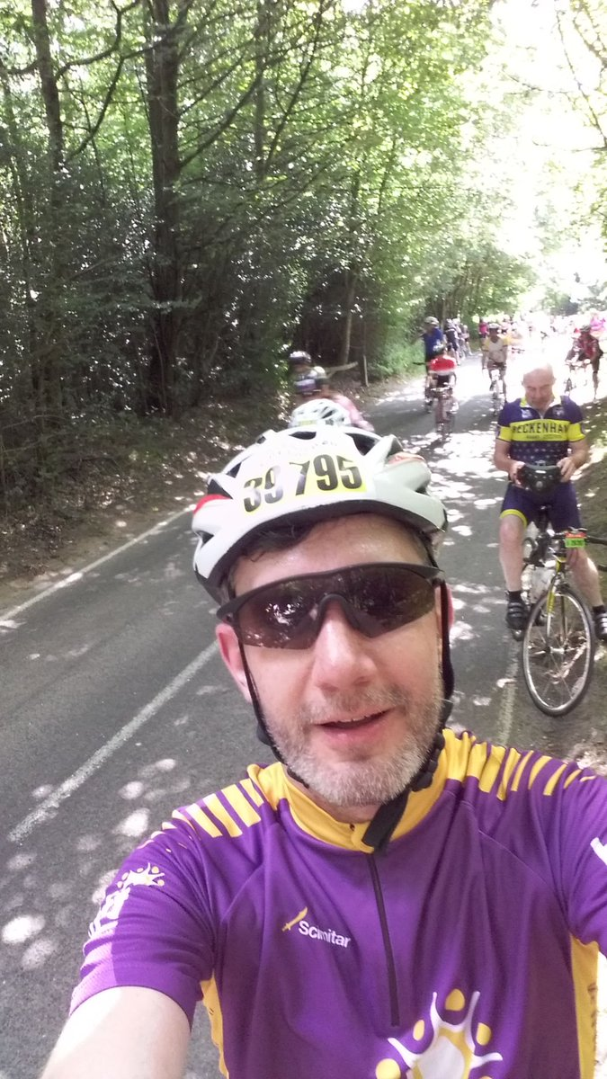 Thanks to @Hftonline and everyone who made today's #RideLondon possible.  What an amazing event. https://t.co/W2qK2znCJA