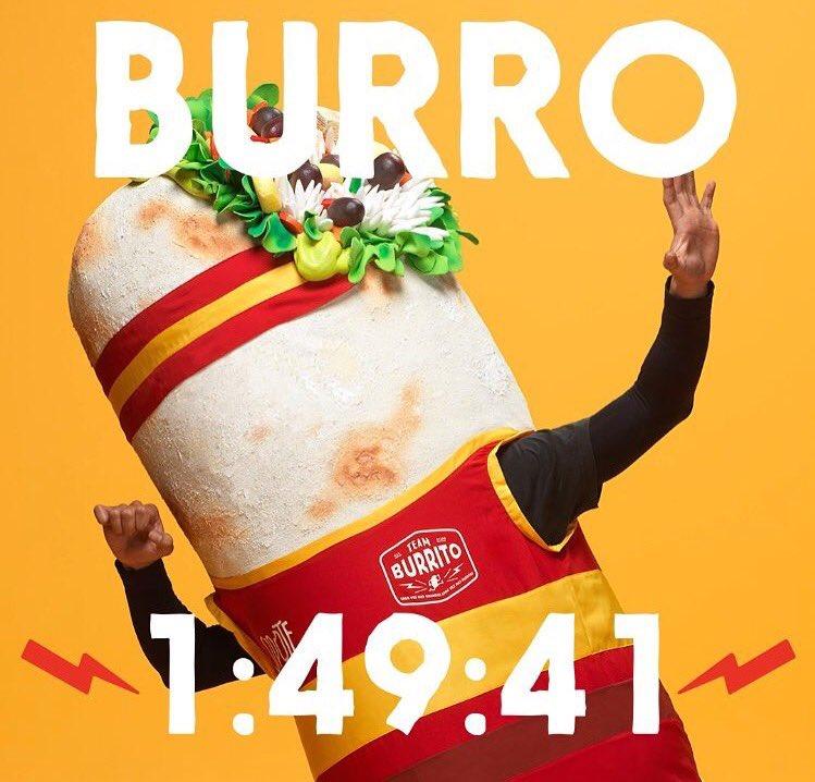 Final, final!! Nuestro ganador fue el burro!! Terminó la #mmB2016 en 1:49:41