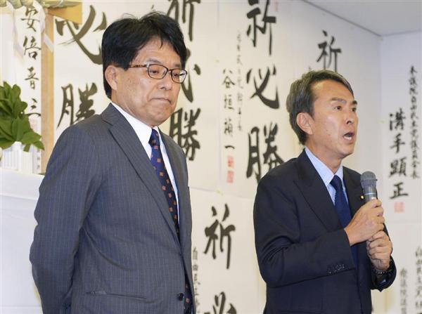 【東京都知事選】「完敗だった」と釈明した石原伸晃・自民党都連会長に都連幹部は「執行部は総退陣だ」 s…