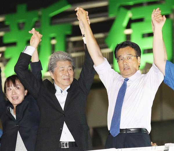 【東京都知事選】民共連携の修正論が急拡大 「敵前逃亡」の岡田克也代表に「センスのなさに閉口した」と不…