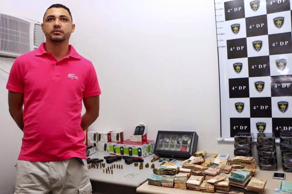 Polícia prende João Mago, líder do Sindicato do Crime e articulador dos atentados no RN https://t.co/SgJVgYJ9Nr https://t.co/eDEW1iWROt