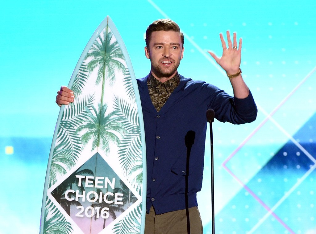 Attention teens everywhere: Justin Timberlake has some sound advice for you.