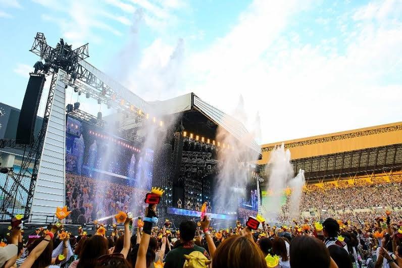 16万5,000人が熱狂! BIGBANGデビュー10周年記念スタジアムライブ開催!!decolum…