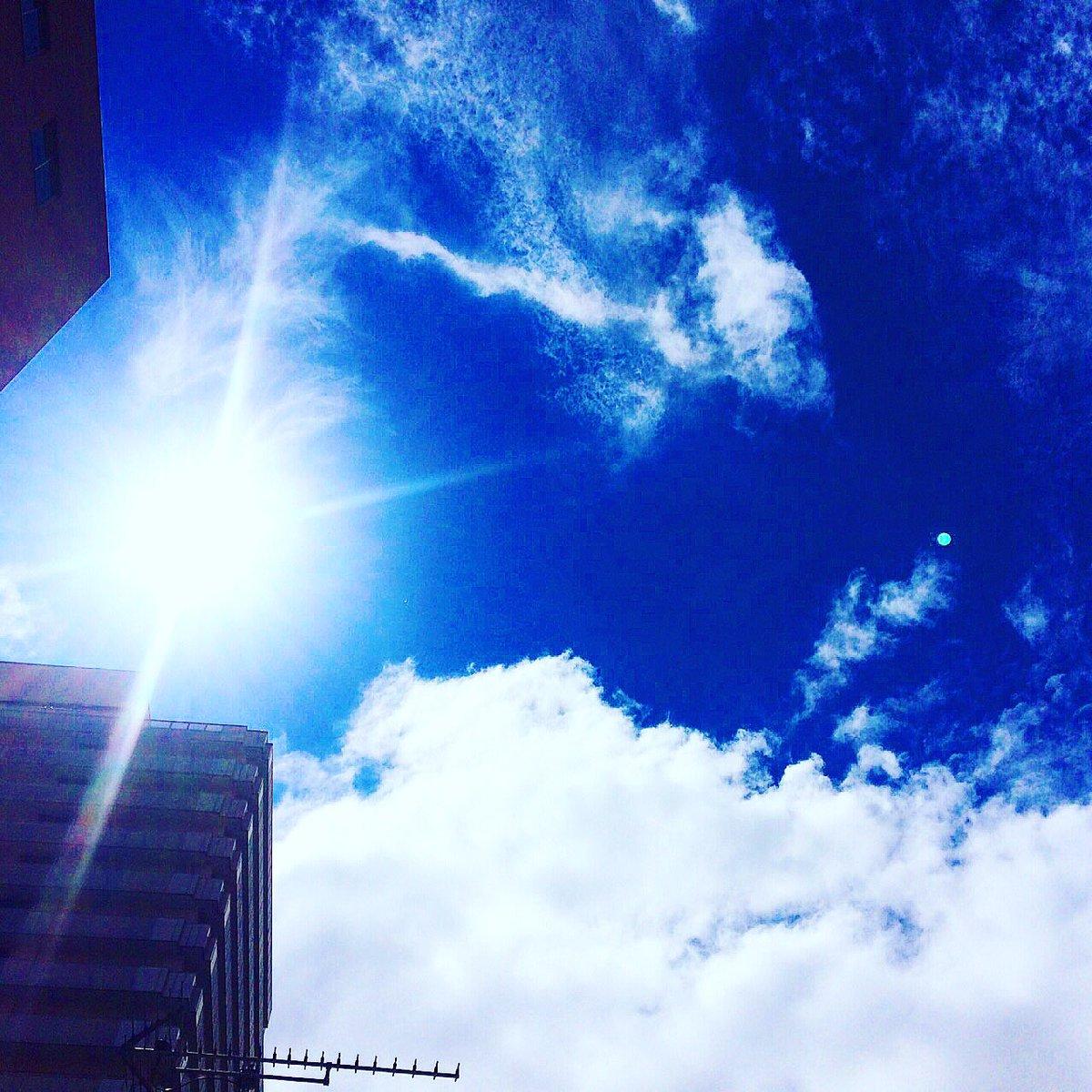 『夏』は考え過ぎないで 頭の中を『空』っぽに...
