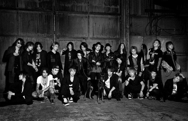 ラルクのKen発ツアー<PARTY ZOO>、全23名写真とOFFICIAL BOOK発売発表|ba…