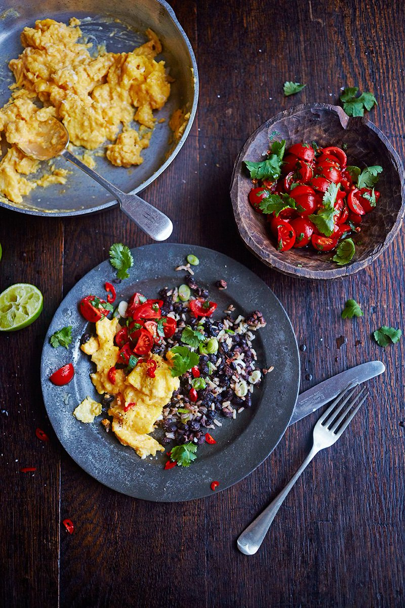 RT @JamieMagazine: Give your brunch a Costa Rican vibe with @jamieoliver's gallo pinto https://t.co/aoMTgrJqU9 https://t.co/SBpa4PJ76H
