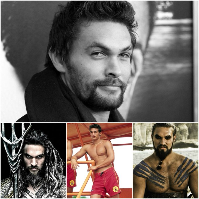 Jason Momoa Lifeguard: Jason Momoa's Birthday Celebration