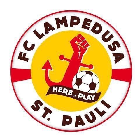FC Lampedusa,equip integrat per refugiats nord-africans,es fusiona amb el FC Sankt Pauli i es converteix en secció https://t.co/SjgjIfqCwq