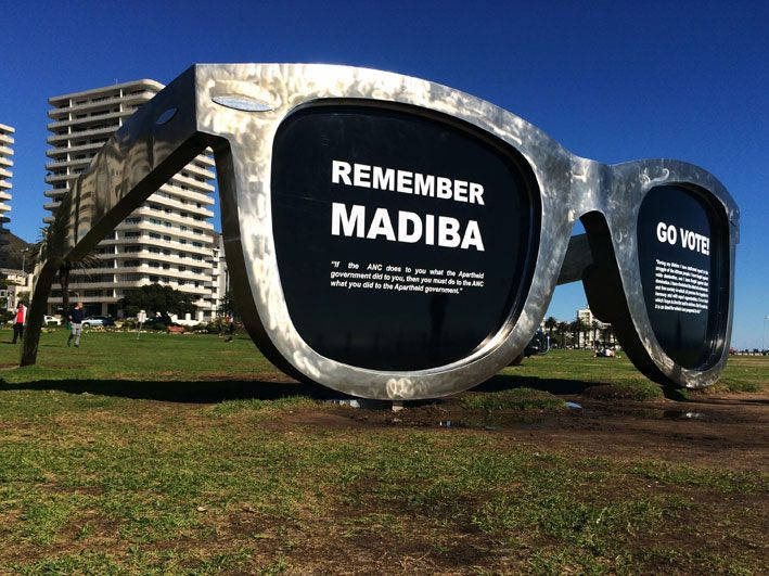 How to make crap art even worse. Turn it into an anti-ANC statement. Who pays for this ad disguised as public art? https://t.co/zczbuzpTiS