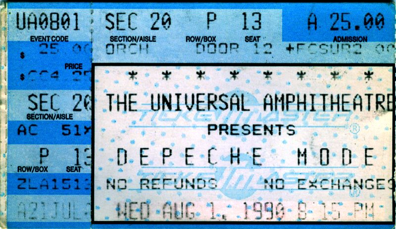 The World Violation Tour at Universal Amphitheatre, August 1st, 1990. #ModeMonday Ticket Scan: Sara Lauder https://t.co/0U6ex5lfDC