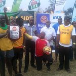 Rotary 5-A-side football tournament