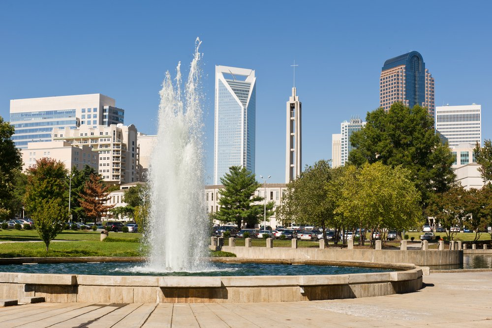 "Fly nonstop to Charlotte on @AmericanAir & find nonstop fun in the ""Queen City."""