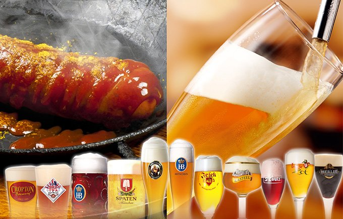 ドイツのプレミアムビールが85分間85円に - 世界ビール・デーを記念したイベントが全国17店舗で…