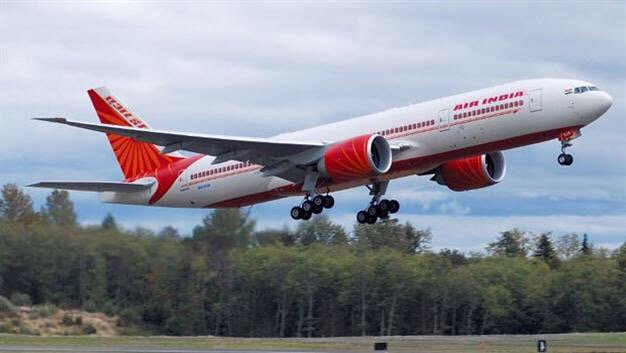 Air India plane lands at Istanbul airport due to toilets