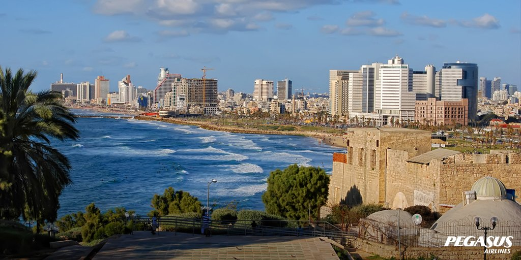 Discover Tel Aviv, 'the city that never stops', in its sunny summer glory.