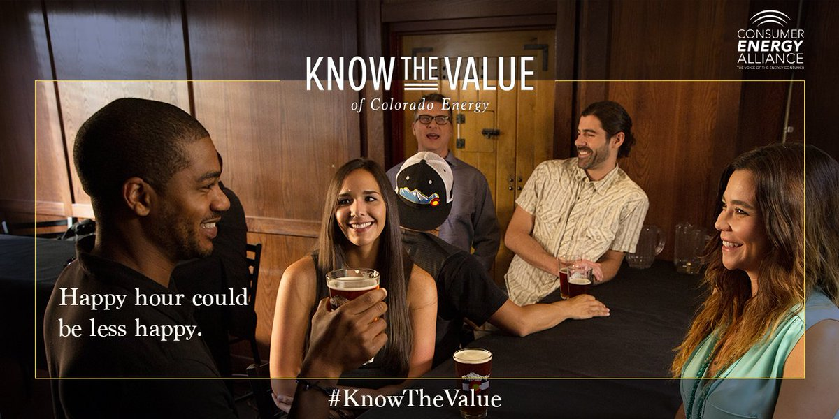 Your happy hour could be A LOT less happy without #ColoradoEnergy. Learn more https://t.co/DjCKVYigi8 #KnowTheValue https://t.co/fwZJnqg3hx