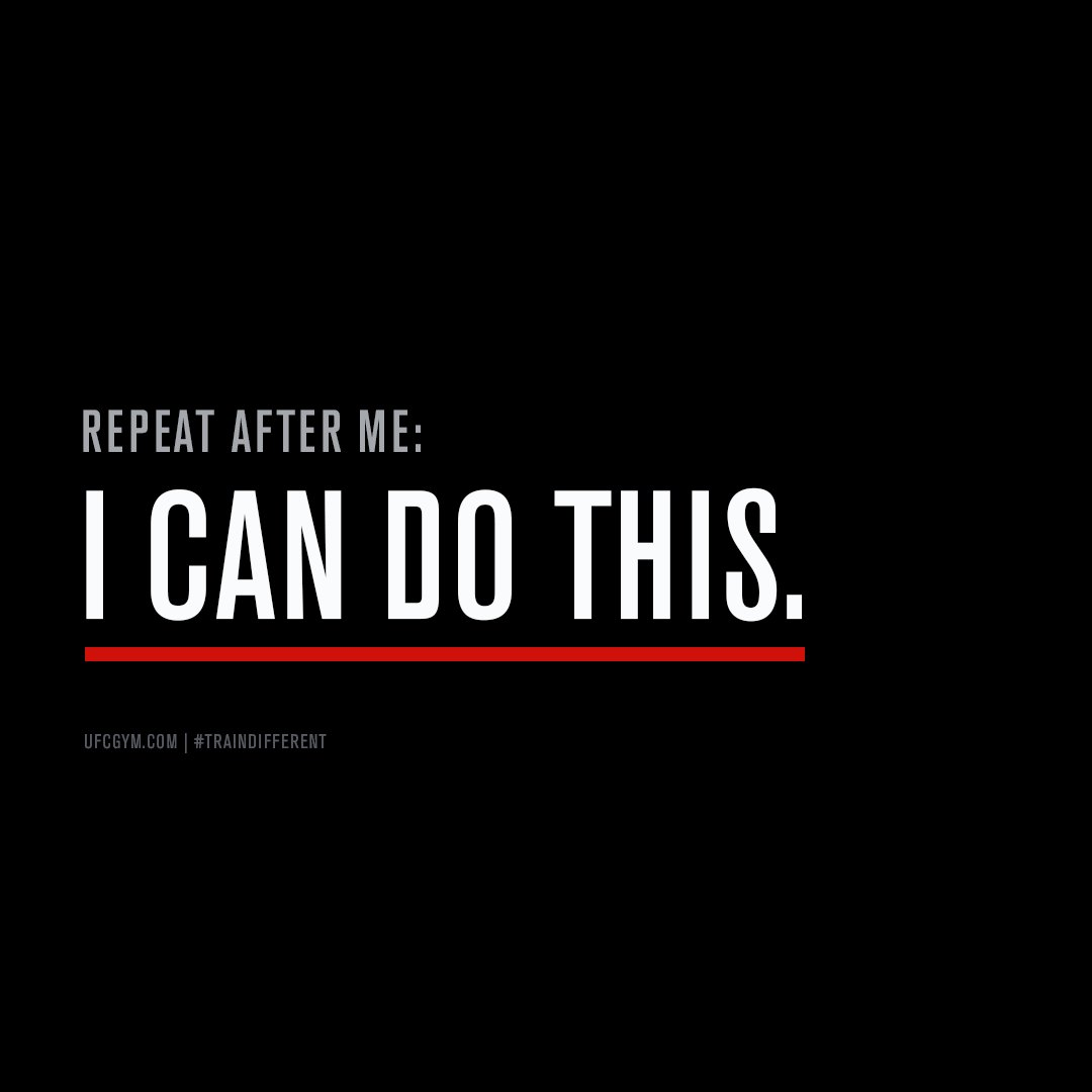 Repeat and GET TO WORK. #Motivationmonday #ufcgym #gymmotivation #workout https://t.co/2UvfwDRpeb