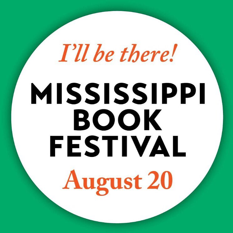 Will YOU be there!? Post this on your social media accounts to help get the word out! #literarylawnparty #msbookfest https://t.co/vaLNcjnaOy
