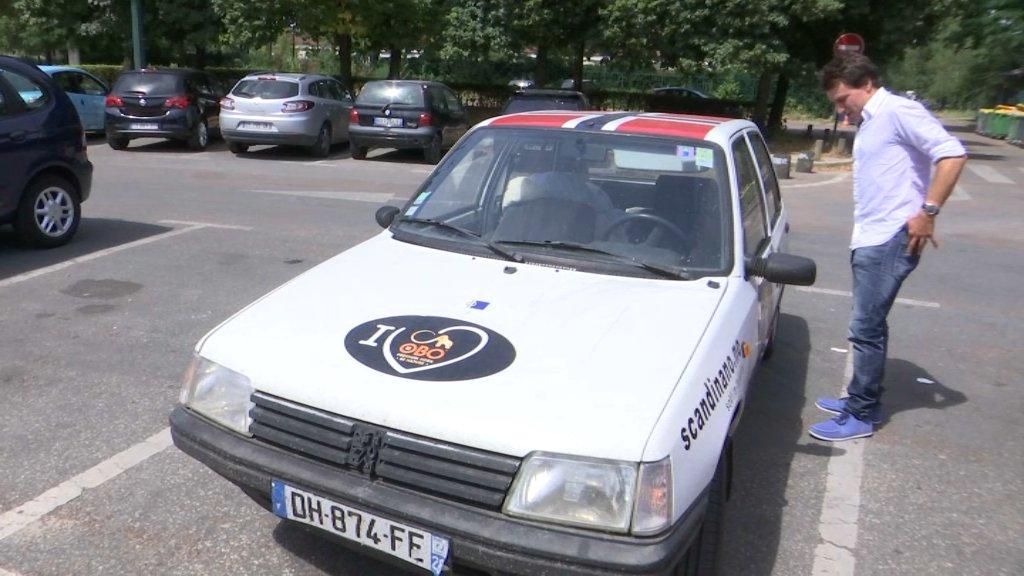 Video circulation limit e paris des automobilistes for Portent used in a sentence
