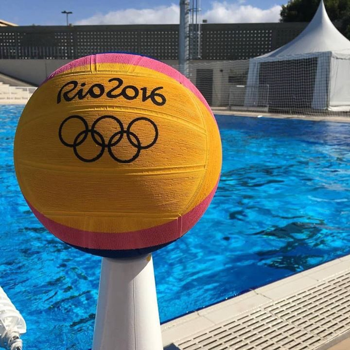 5 days... water polo begins.#Rio2016 https://t.co/5TfXW08tuO