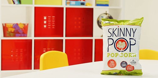 No prep, no hassle, no artificial ingredients. #SkinnyPop makes the best #BackToSchool snack. https://t.co/3lKc7CW8jY