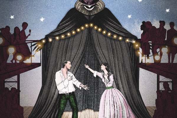 Little Bulb Theatre launch @battersea_arts's new open-air theatre. RT to win 2 tix to Extravaganza Macabre and G+Ts https://t.co/VCkg5ehUgj