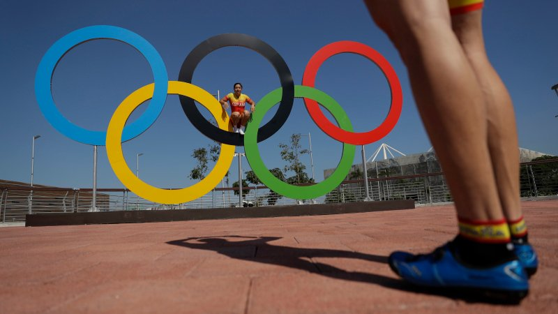 Spokesman: 'I can guarantee in the name of Rio 2016 that the athletes can compete in safety'