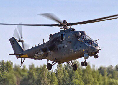 Russian Helicopters to supply Mi-35 helicopter equipment to Peru