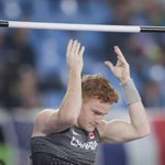 Nerves get the best of young Canadian pole vaulter ShawnBarber
