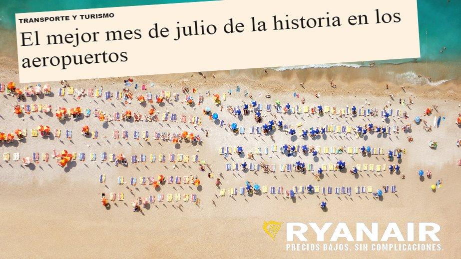 Todos viajamos hacia el sol de España…con los precios más bajos.
