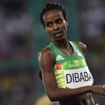Genzebe Dibaba eyes gold in tainted Olympics 1500m