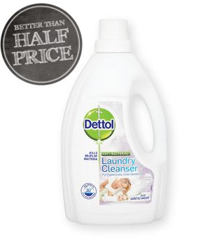 Dettol Anti Bacterial Laundry Cleanser Lavender 1.5ltr https://t.co/fL2AdMkaZ3