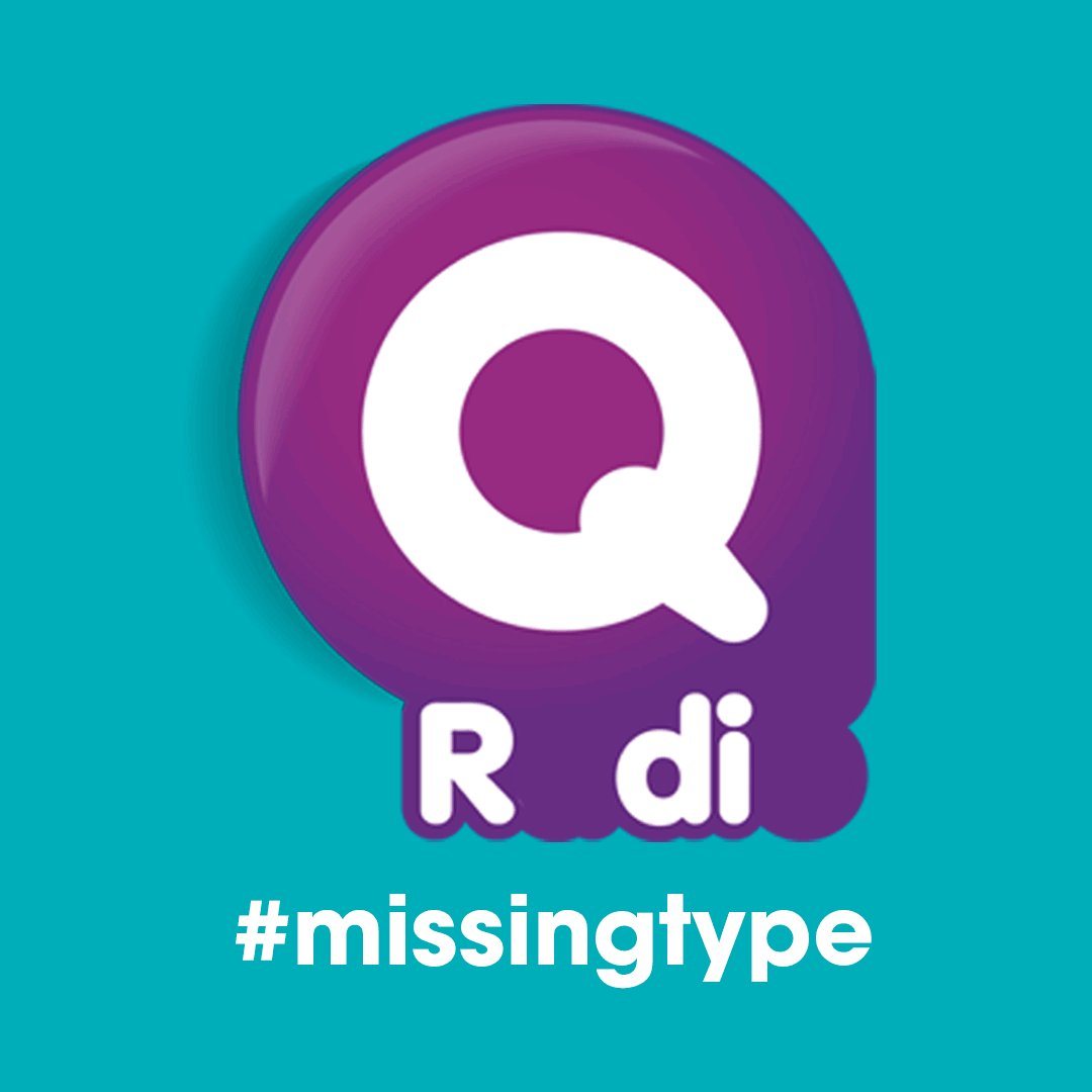 We have lost our A & O in support of @givebloodni #MissingType campaign. Help fill in the missing gaps - give blood! https://t.co/D0CIkzbTBN