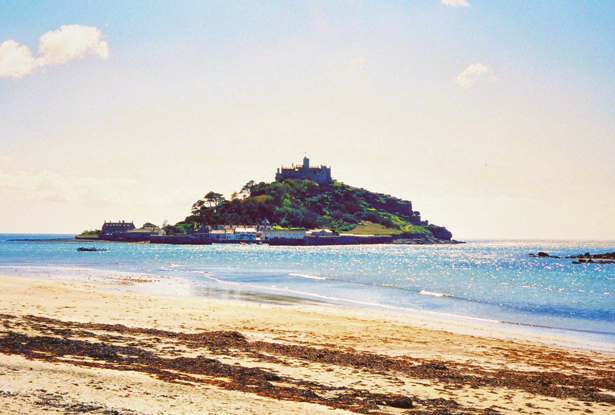 St Michael's Mount #Cornwall #aps photo taken with my 1998 Minolta Vectis camera #filmisnotdead #ishootfilm #apsfilm https://t.co/g6jgiZY2IC