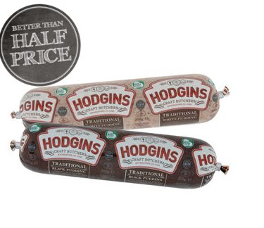 Hodgins Traditional Black/White pudding 300g https://t.co/tIXlTMvZVE