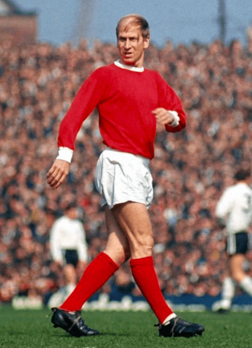 Most petitive goals for man united sir bobby charlton 249