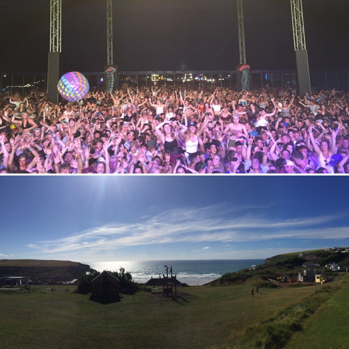 Hold tight @boardmasters @example  show was