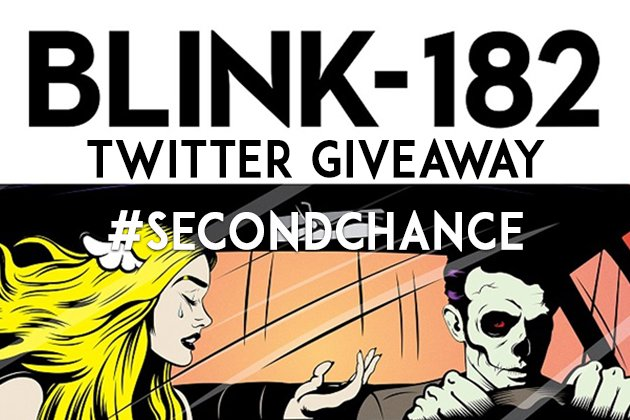 Retweet this tweet to enter for a chance to win @blink182 tix and sound check invite https://t.co/kZGhqJAkwq