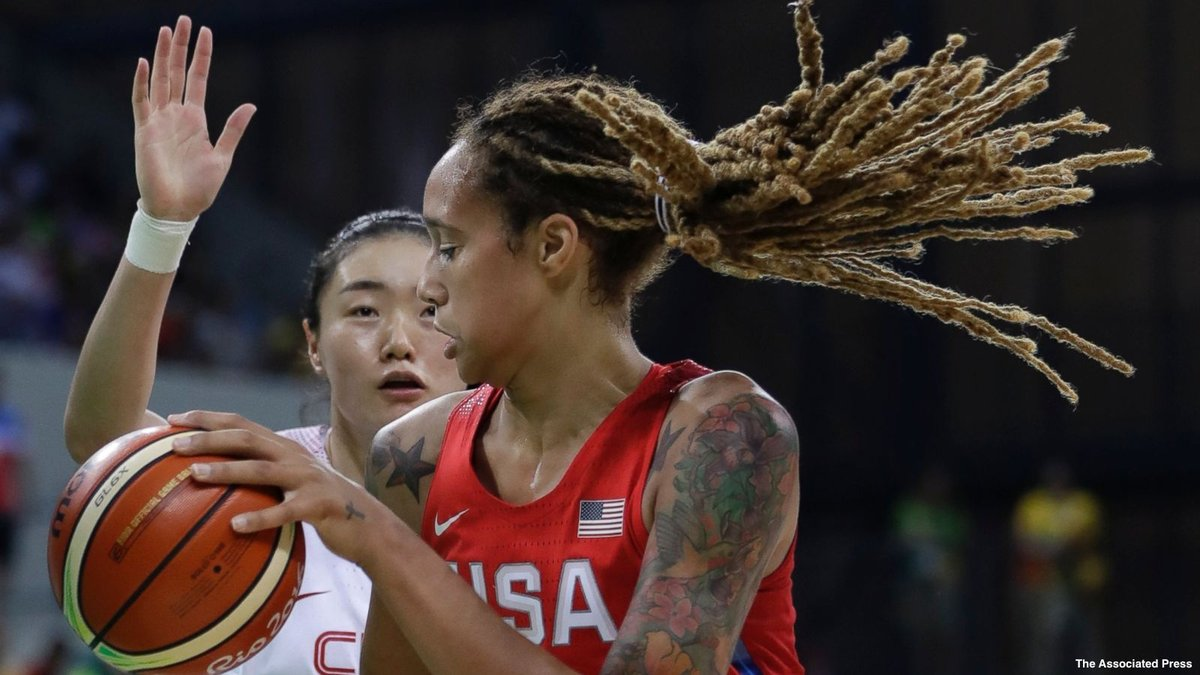 NEW: USA Women's Basketball team routs China 105-62