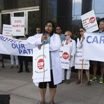 Doctor contract vote results revealed Monday