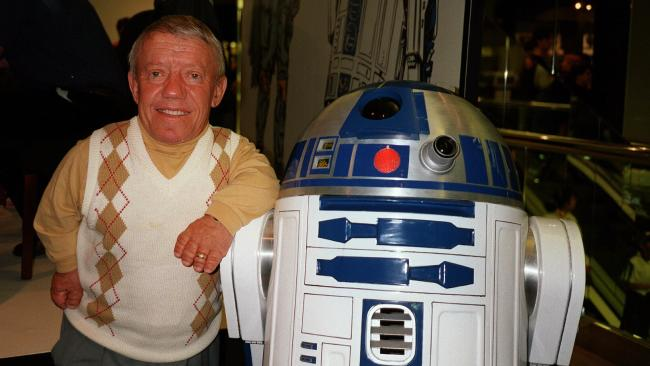 Kenny baker, the man who played - 39.5KB