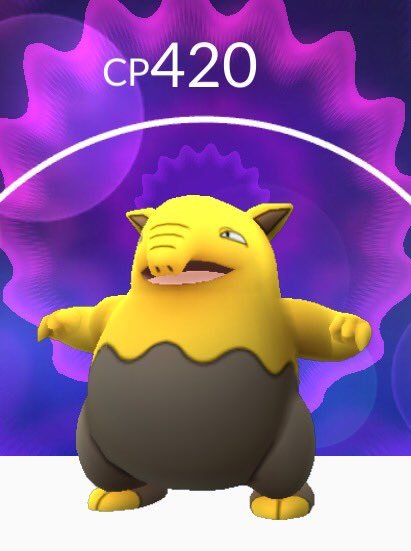 Looks like this Drowzee is actually a grass type #pokemon https://t.co/qtN1fsoATo