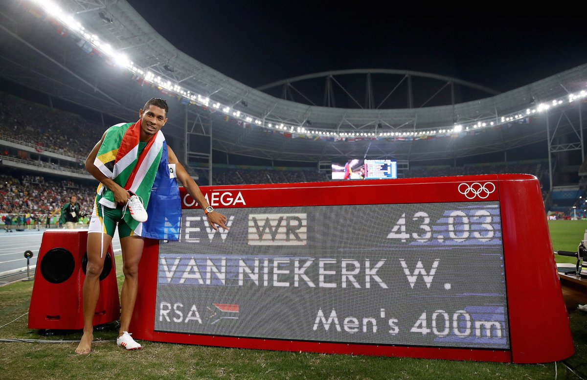 This @WaydeDreamer is how you silence the critics & make your family proud! Well done!